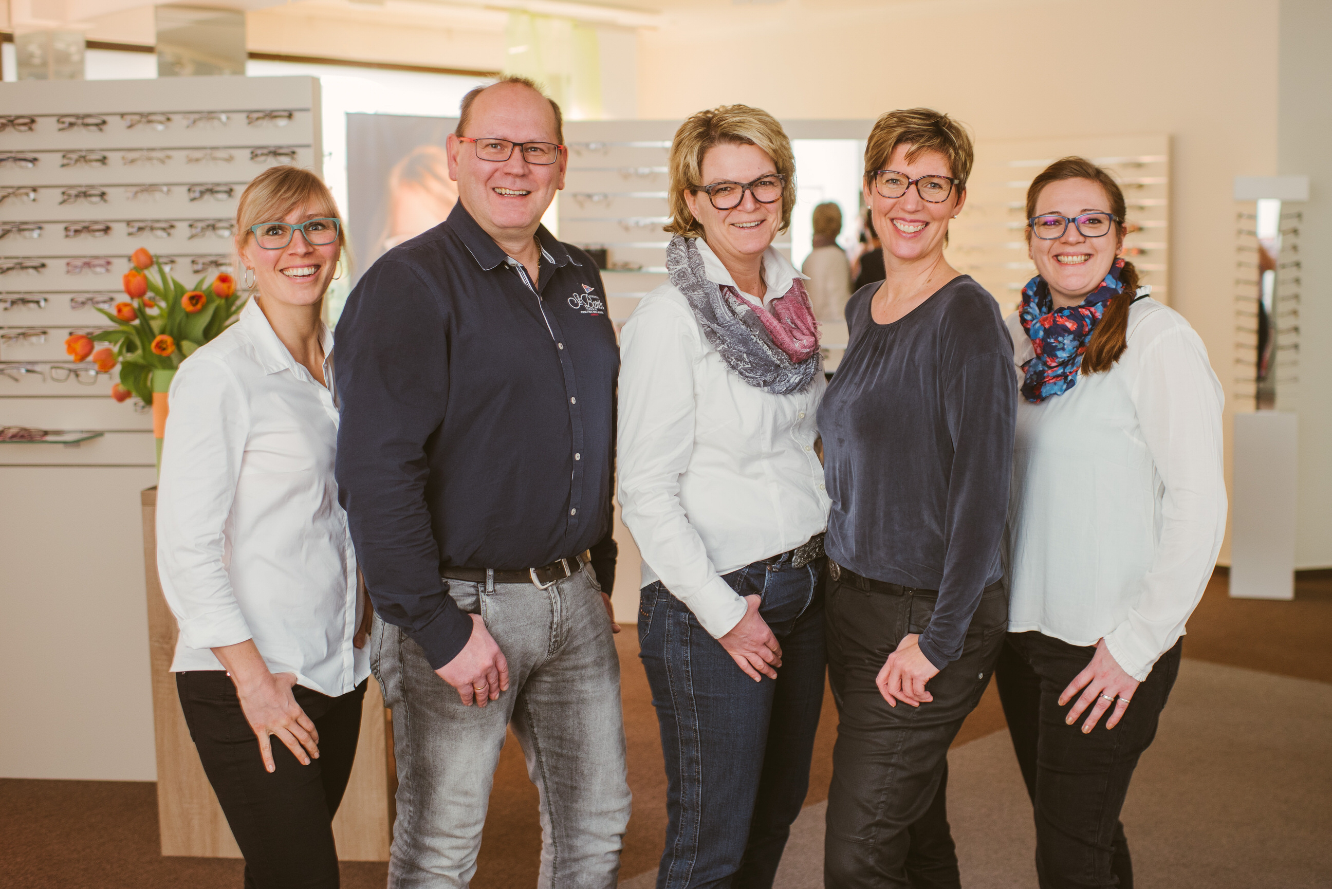 Optik Meyer Bardowick - Teambild 1