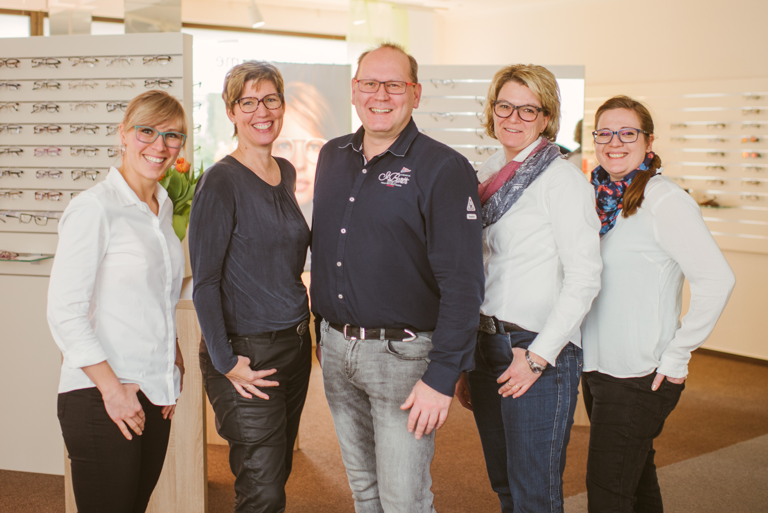 Optik Meyer Bardowick - Teambild 2